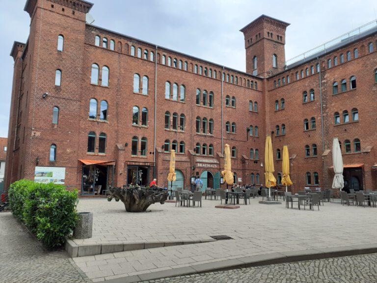 Alte Ölmühle Wittenberge