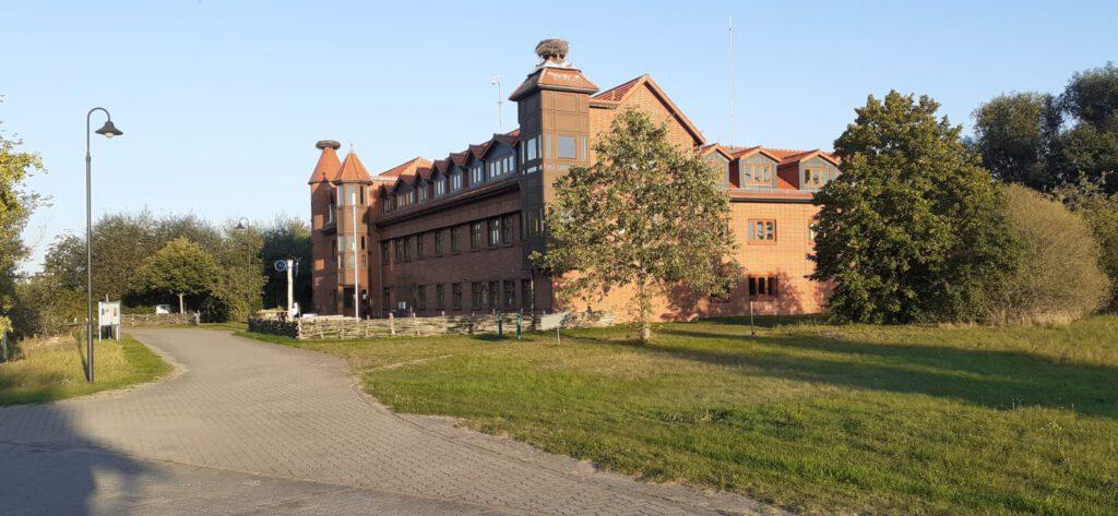 NABU Besucherzentrum Rühstädt